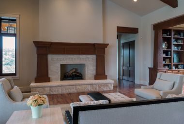 4800 Gathering Room-Fireplace